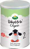 Arla Baby and me Organic follow-on milk stage 2 baby formula