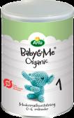 Arla Baby & me Biologische zuigelingenmelk standaard 1 melkpoeder (vanaf 0 tot 6 maanden)