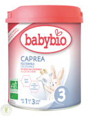 BabyBio Caprea toddler goat milk 3 baby formula (from 12 to 36 months)