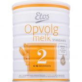 Etos Follow-on milk stage 2 baby formula (from 6 to 10 months)