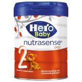 Hero Baby nutrasense pep 2 melkpoeder (vanaf 6 maanden)