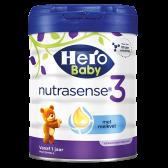 Hero Baby nutrasense peutermelk 3 melkpoeder (vanaf 12 maanden)