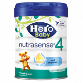 Hero Baby nutrasense peutermelk 4 melkpoeder (vanaf 24 maanden)