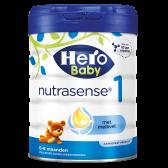 Hero Baby nutrasense zuigelingenvoeding 1 melkpoeder (vanaf 0 tot 6 maanden)