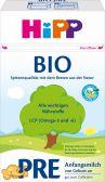 Hipp Bio zuigelingenmelk PRE melkpoeder (vanaf 0 maanden)