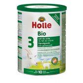 Holle Biologische opvolgmelk 3 geitenmelkpoeder (vanaf 10 maanden)
