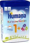 Humana Toddler milk 1+ baby formula (from 12 months)