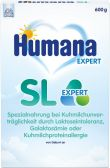 Humana SL expert special baby formula (from 0 months)