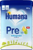 Humana Infant milk PRE baby formula (from 0 months)