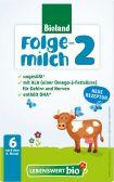 Lebenswert Biologische opvolgmelk 2 melkpoeder (vanaf 6 maanden)