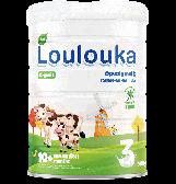 Loulouka Biologische opvolgmelk 3 melkpoeder (vanaf 10 maanden)