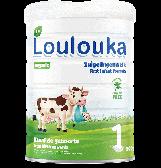 Loulouka Biologische zuigelingenmelk 1 melkpoeder (vanaf 0 maanden)
