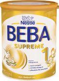 Nestle BEBA supreme zuigelingenmelk 1 melkpoeder (vanaf 0 maanden)