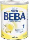 Nestle BEBA zuigelingenmelk 1 melkpoeder (vanaf 0 maanden)