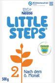 Nestle Little steps Duitse opvolgmelk 2 melkpoeder navulling (vanaf 6 maanden)