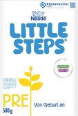 Nestle Little steps Duitse zuigelingenmelk PRE melkpoeder navulling (vanaf 0 maanden)