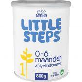 Nestle Little steps zuigelingenmelk 1 melkpoeder (vanaf 0 tot 6 maanden)