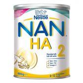 Nestle Nan hypoallergene opvolgmelk HA 2 melkpoeder (vanaf 6 tot 12 maanden)