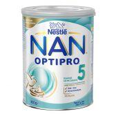 Nestle Nan optipro peutermelk 5 melkpoeder (vanaf 36 maanden)