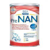 Nestle Pre nan 2 melkpoeder (vanaf 0 maanden)
