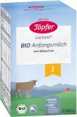 Topfer Lactana organic infant milk 1 baby formula (from 0 months)
